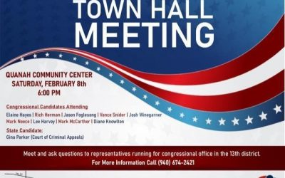 Hardeman County Town Hall Meeting