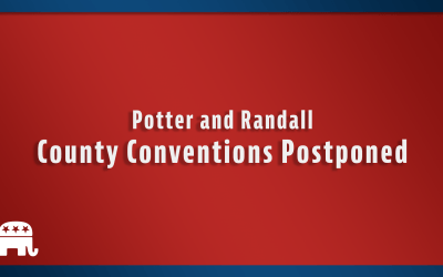 Potter & Randall County Conventions Postponed