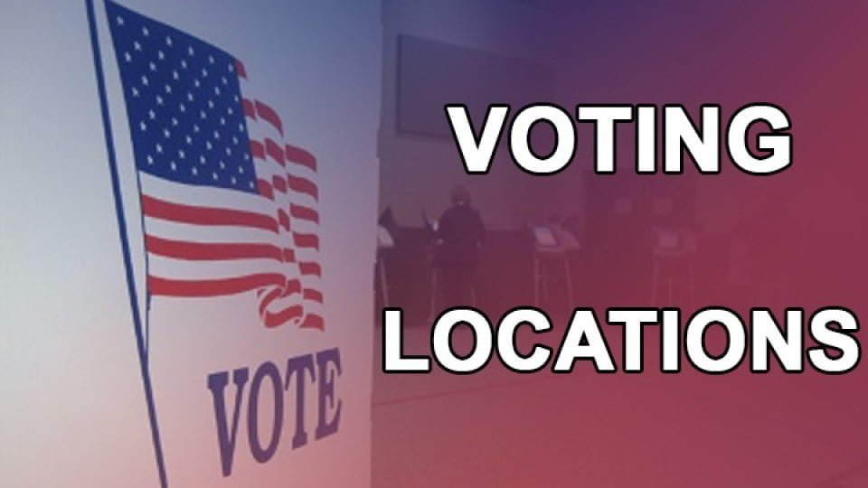 Potter & Randall County Election Day Voting Locations: