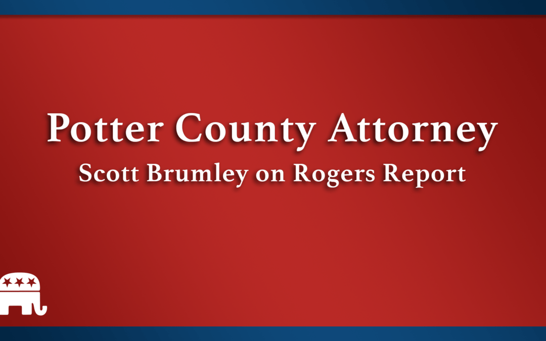 Scott Brumley on Rogers Report