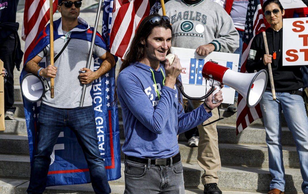 Conservative Activist Scott Presler live in Amarillo: